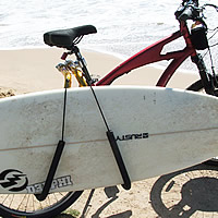 Bike Surf Rack
