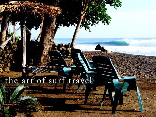 Photo of The Art Of Surf Travel
