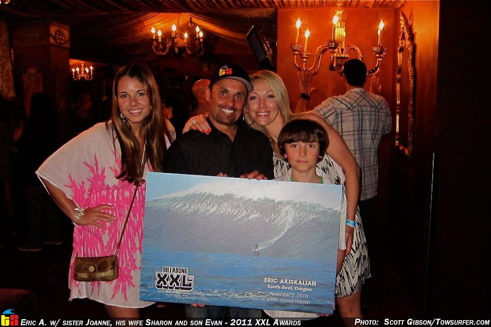 Photo of Interview with Eric Akiskalian 2010/11 Billabong XXL Biggest Wave Nominee
