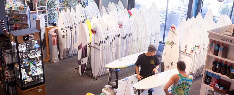 Photo of Buying A Board Off The Rack