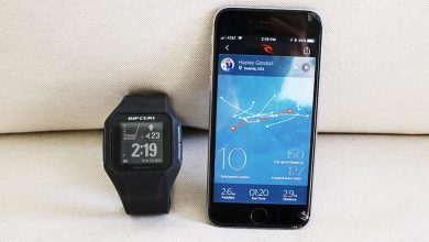 Photo of Rip Curl Search GPS Watch Review