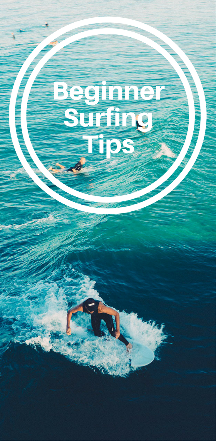 So you want to learn to surf? You've come to the right place! These beginners surfing tips will help you get started