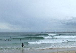 Meio Da Baia - Photo Courtesy Peniche Surf Camp