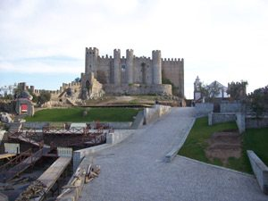 The Castle at Obidos