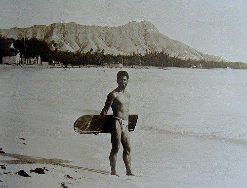 Hawaiian With An Alaia - Waikiki