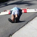 Saving a Longboard