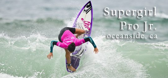 2011 Supergirl Pro Junior Goes Down In Oceanside