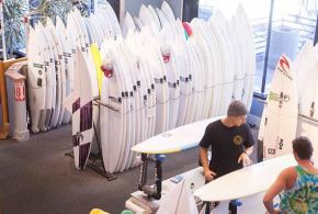 Buying A Board Off The Rack