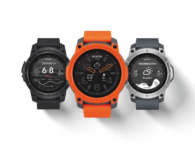 nixon surf watches
