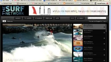 Photo of The Surf Network – Surf Movies On Your Ipod/Iphone