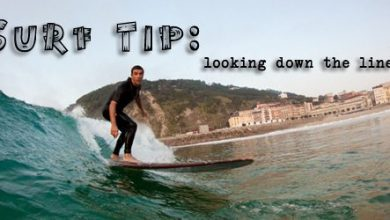 Surf Tip - Looking Down The Line 7