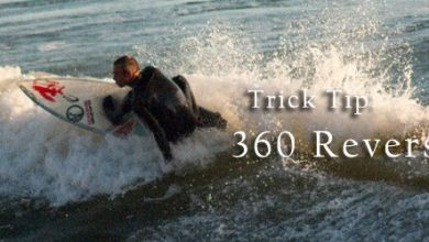Photo of Trick Tips: 360 Reverse off the White Water