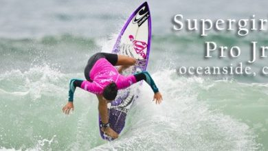 Photo of 2011 Supergirl Pro Junior Goes Down In Oceanside