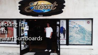 Checking in with Stewart Surfboards 5