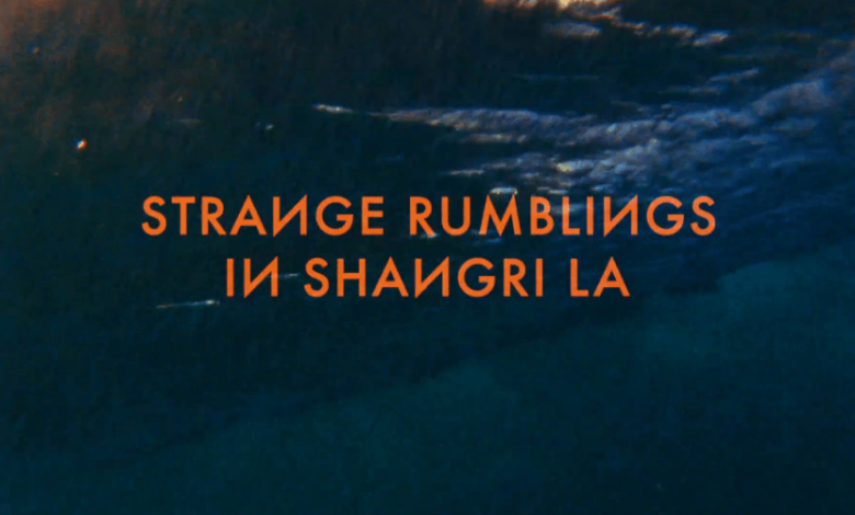 Strange Rumblings In Shangri La - Review 1