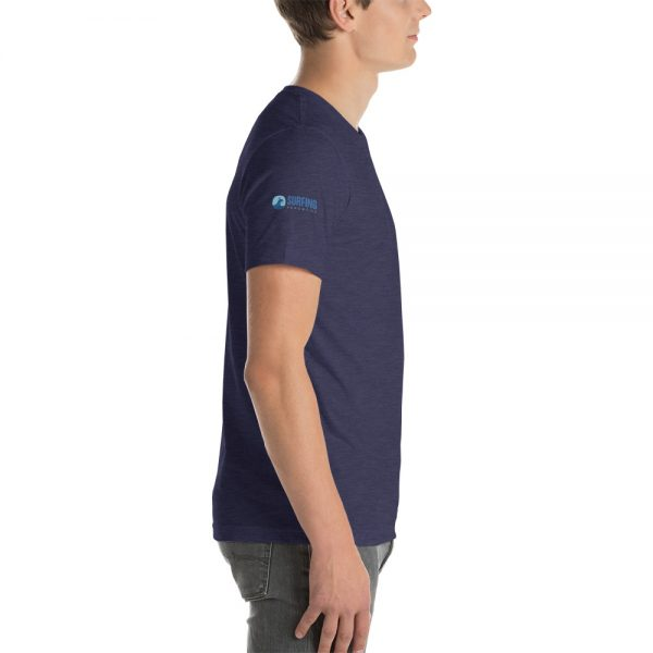 Surfing Handbook Wave Short-Sleeve Unisex T-Shirt 10