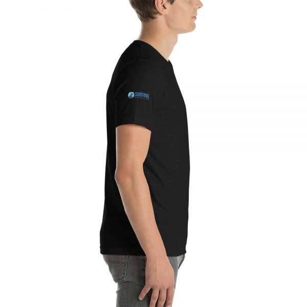 Surfing Handbook Wave Short-Sleeve Unisex T-Shirt 8