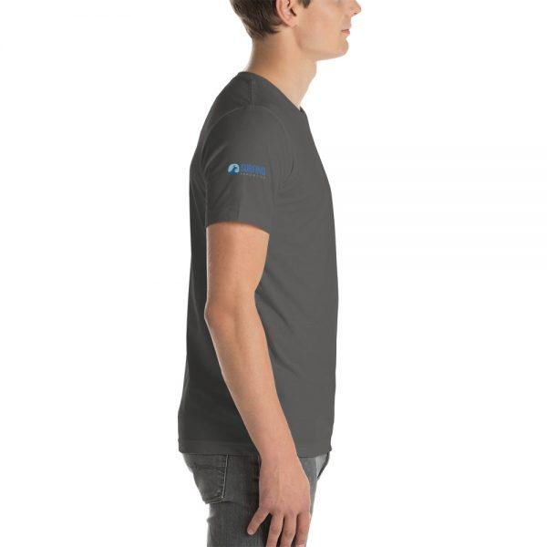 Surfing Handbook Wave Short-Sleeve Unisex T-Shirt 14
