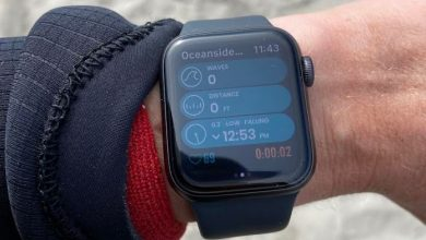 Surfing With The Apple Watch - A Review 41