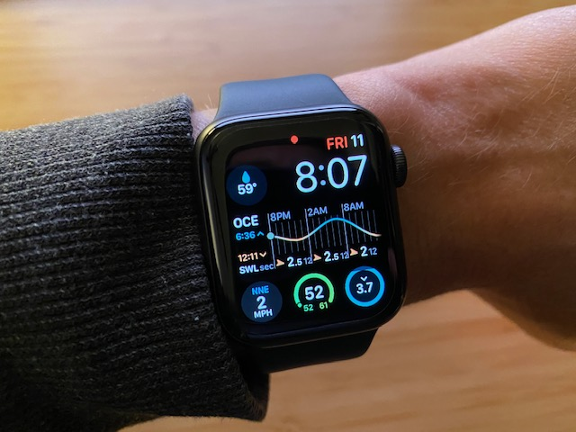 Surfing With The Apple Watch - A Review 2