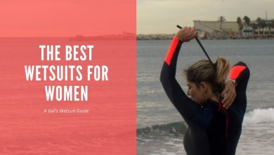 the best wetsuits for women